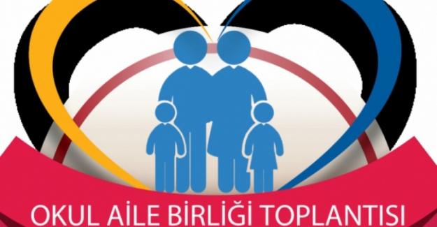 Okul Aile Birliği Toplantısı Evrakları