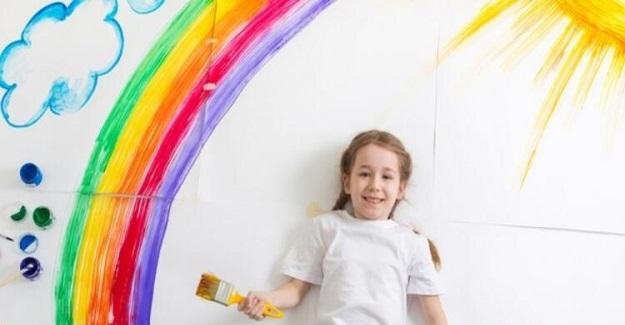 Okul Öncesi Dönemde Çocukların Renk Seçimi Gerçekle Bağlantısı Yoktur