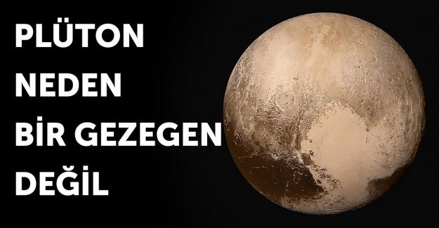 Pluton gezegen midir? Plüton neden gezegen değil?