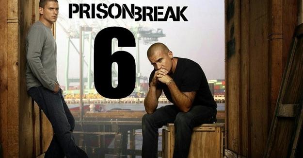Prison Break 6. sezon açıklaması