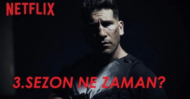 Punisher 3. Sezon Ne Zaman