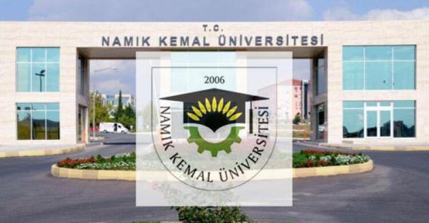 Tekirdağ Namık Kemal Üniversitesi (NKÜ) 2020 Taban Puanları ve Başarı Sıralaması