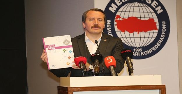 Türkiye'deki Öğretmen Maaşları OECD Ortalamasına Göre Çok Düşük