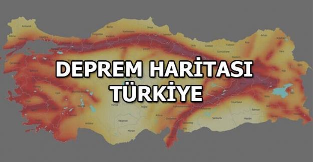 Türkiye Deprem Tarihi, Türkiye'de Yaşanan Depremler Hakkında Bilgi