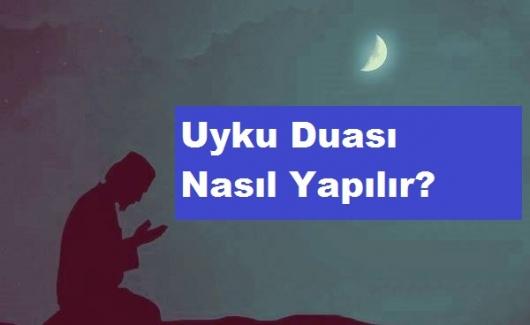 Uykusuzluk için okunacak dua. Uyku Duası nasıl yapılır? Uyku duasının anlamı nedir?
