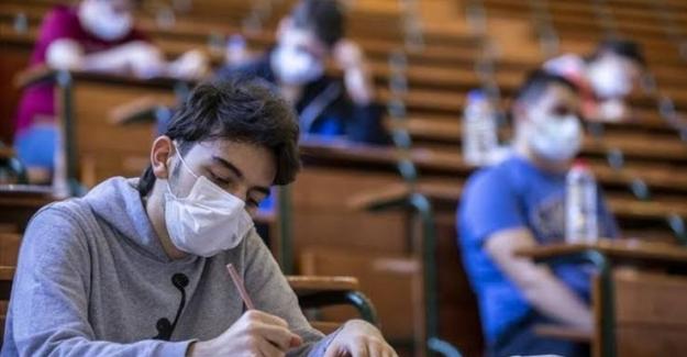 Yüz yüze sınavların iptali için imza kampanyası