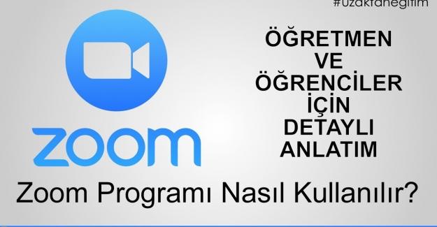 Zoom EBA'da nasıl kullanılır? Zoom Nasıl Türkçe'ye Çevrilir?