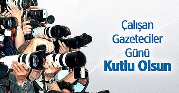 2021 Çalışan Gazeteciler Günü Ne Zaman