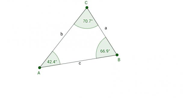 4. Sınıf Matematik üçgenin iç açılarının toplamı çalışma kağıdı İndir