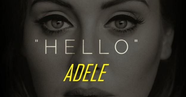 Adele Hello Şarkı Sözü ve Türkçesi
