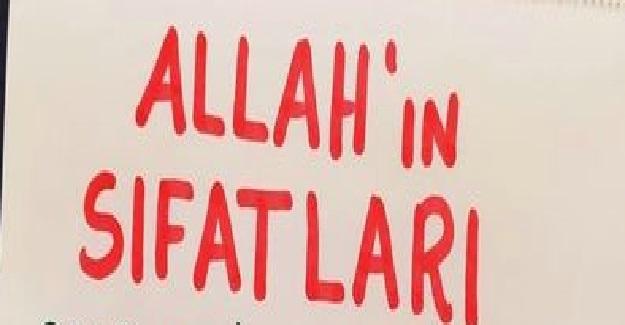 Allah'ın Sıfatları?
