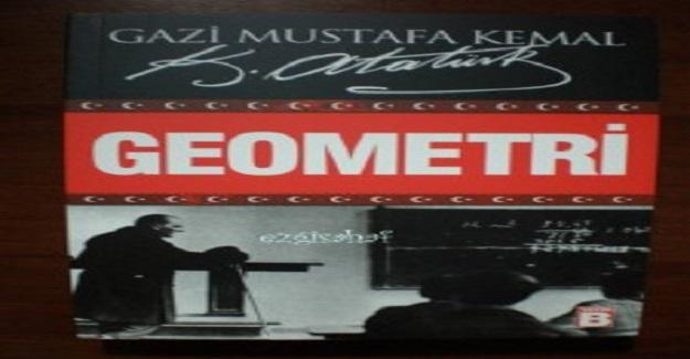 Atatürk'ün Getirdiği Geometri Terimlerinin Listesi
