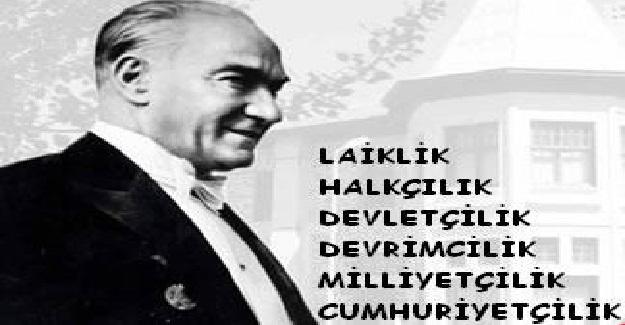 Atatürk'ün yaptığı İlkeler!