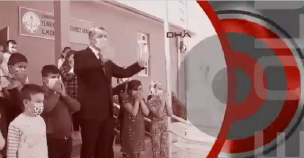 Bakanımız Ziya Selçuk Bu Akşam Saat 21:00'da CNN Türk Canlı Yayınına Konuk Olacak