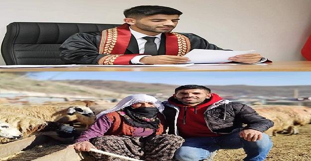 Çobanlık Yaparak Hayali Olan Hukuk Fakültesine Devam Eden Adem'in Öyküsü