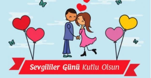 En Güzel ve Anlamlı Sevgililer Günü Sözleri