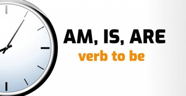 İngilizcede Verb To Be Fiili