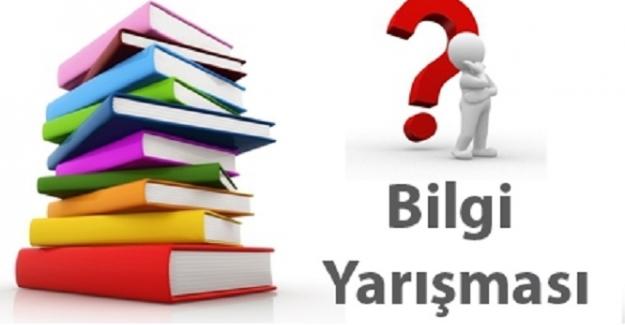 Sınıflar Arası Bilgi Yarışması Soruları