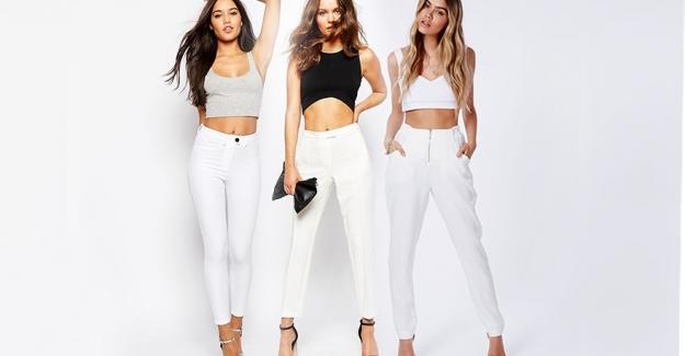 Sizin neden beyaz pantolonlarınız var İngilizcesi Nedir? Duolingo Sorusu