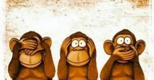 Üç Maymun Hikayesinin Gerçek Anlamını Biliyor musunuz?
