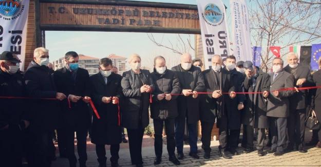 Uzunköprü Vadi Park Açıldı