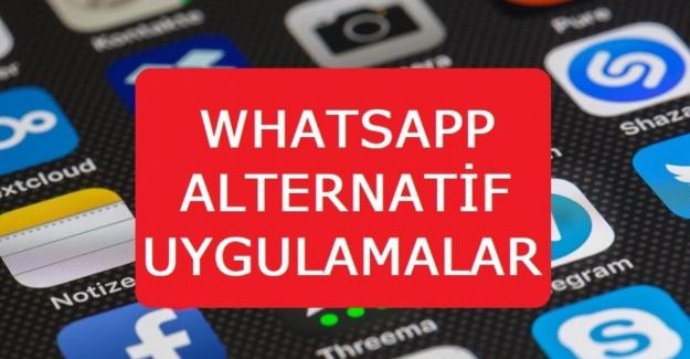 WhatsApp'a Alternatif Sohbet ve Mesajlaşma Uygulamaları