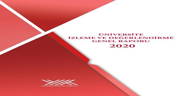 2020 Yılı Üniversitelerin Karnesi Açıklandı
