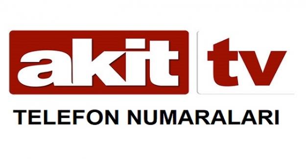 Akit TV Haber Whatsapp İhbar Hattı Telefon Numarası