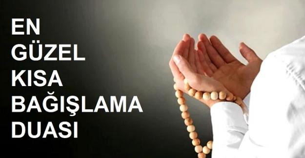 En güzel bağışlama duası