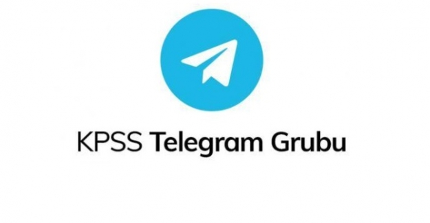 KPSS Telegram Grupları