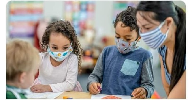Okul Çağındaki Çocukların Maske Takması 24 Farklı Sağlık Sorununu Ortaya Çıkarıyor