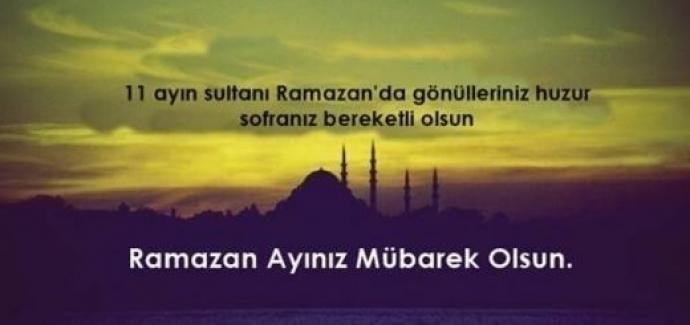 Ramazan Mesajları 2021