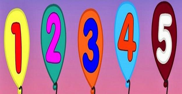 Sayılar Çocuklara Basit Şekilde Nasıl Öğretilir?