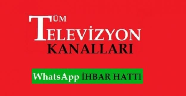 Tüm Televizyon Kanallarının WhatsApp Haber Numaraları