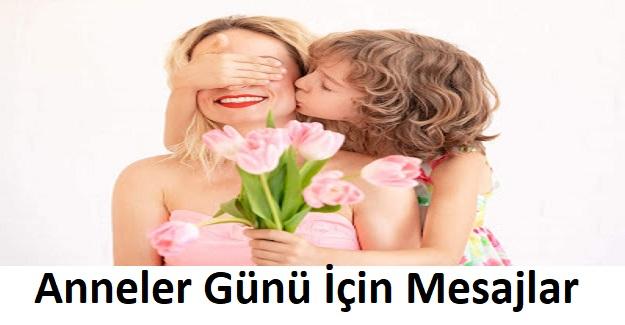 Anneler Günü İçin Mesajlar
