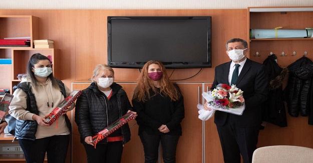 Bakan Ziya Selçuk 8 Mart Kadınlar Günü Mesajı
