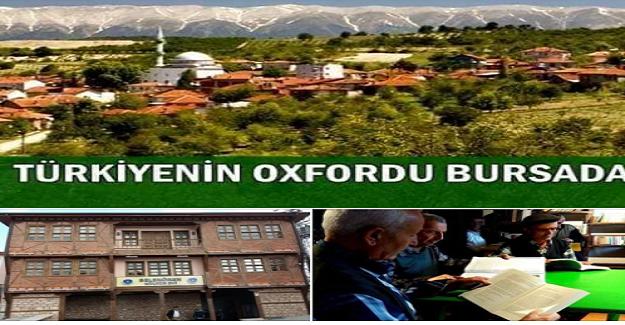 """Eğitim Seviyesi Ağızları Açık Bıraktıracak Dağ Köyü: """"TÜRKİYE'NİN OXFORD'U"""""""