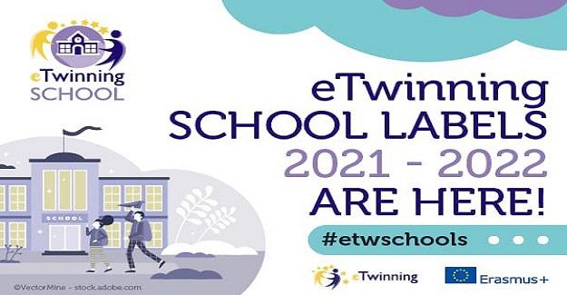 eTwinning Okul Etiketleri Açıklandı
