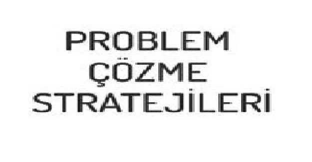 Matematik Problemi Çözmenin Basit Yolları