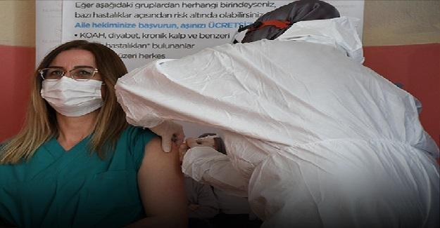 Öğretmenlerin Aşı Takvimi Muamması