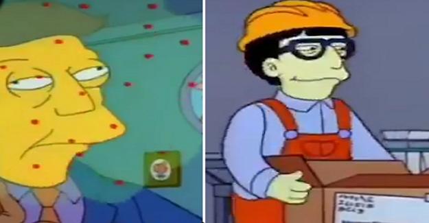 Simpsonlar geleceği nasıl tahmin ediyor?