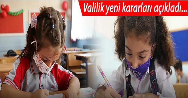 Son Dakika: Ankara'da Yüz Yüze Eğitimle İlgili Valilikten Flaş Açıklama