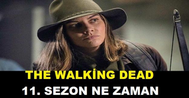 The Walking Dead 11. sezon yayın tarihi belli oldu