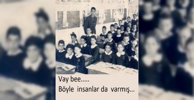 """Adam 48 yıl önceki ilkokul öğretmenini parkta görünce, utanarak yanına yaklaşıp """"hocam beni tanıdınız mı?"""" dedi."""