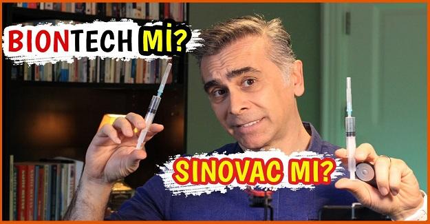 Biontech (Alman) Aşısı vs Sinovac (Çin) Aşısı Hangi Aşıyı Tercih Etmeli?