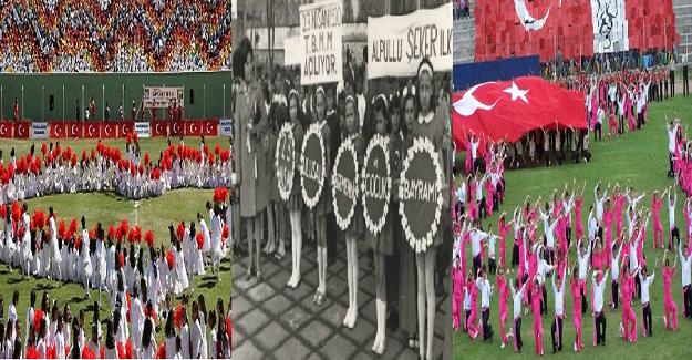 Geçmiş Zamanlarda 23 Nisan Ulusal Egemenlik ve Çocuk Bayramı Nasıl Kutlanırdı?