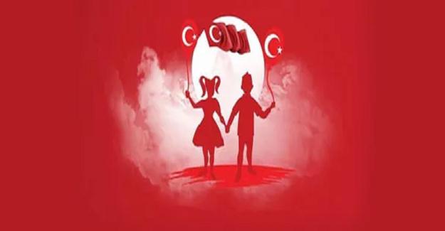 MEB'den 23 Nisan Ulusal Egemenlik ve Çocuk Bayramına İlişkin Resmi Yazı