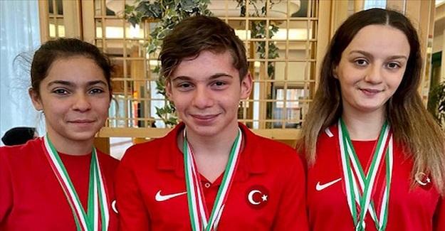 Paralimpik Yüzme Dünya Serileri'nde Sümeyye Boyacı 1. Oldu