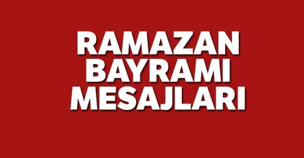 Ramazan Bayramı Kısa Mesajları Sözleri