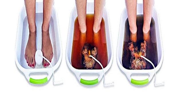 Vücudunuzdaki Zehri Bu Yöntem Sayesinde Ayaklarınızdan Çıkartın